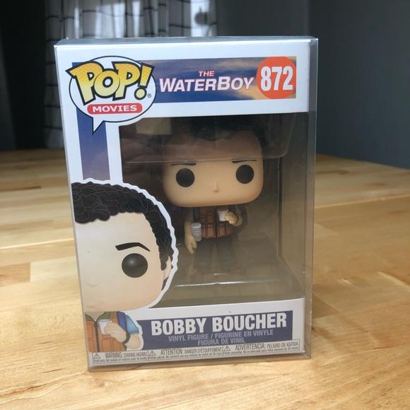 Funko Pop Bobby Boucher #872 The Waterboy NIB